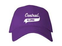 Central School  Baseball Caps