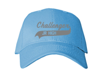 Challenger Middle School  Baseball Caps