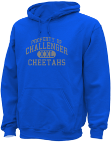 Challenger Middle School  Hoodies