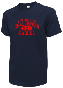 Challenger Middle School  T-Shirts