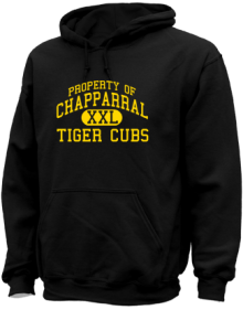 Chapparral Middle School  Hoodies