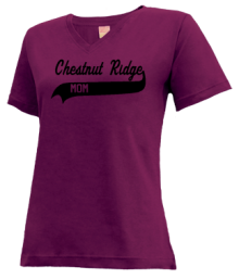 Chestnut Ridge Middle School  V-neck Shirts
