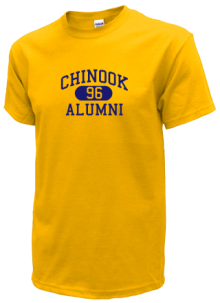 Chinook Middle School  T-Shirts
