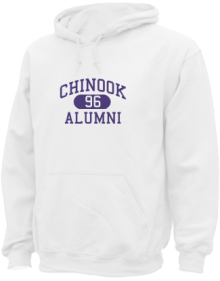 Chinook Middle School  Hoodies