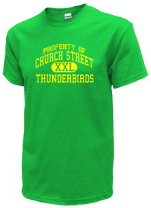 Church Street Elementary School  T-Shirts