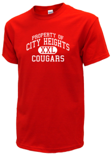 City Heights Elementary School  T-Shirts