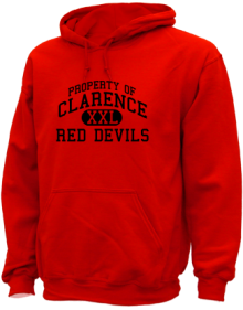 Clarence Middle School  Hoodies
