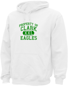 Clark School Of Math & Science  Hoodies