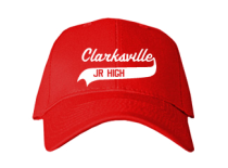 Clarksville Junior High School Baseball Caps