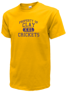 Clay Elementary School  T-Shirts