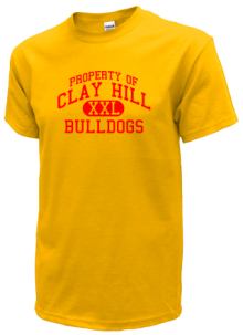 Clay Hill Elementary School  T-Shirts