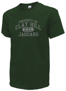 Clay Hill Middle School  T-Shirts