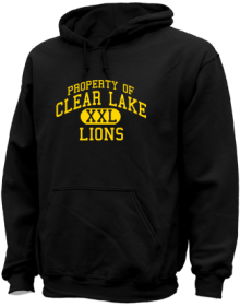 Clear Lake Junior High School Hoodies