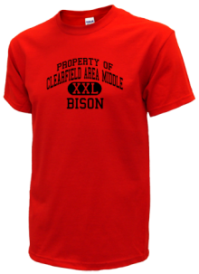 Clearfield Area Middle School  T-Shirts