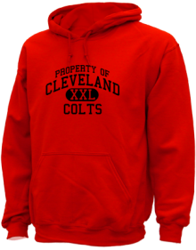 Cleveland Middle School  Hoodies