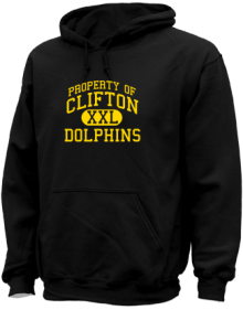 Clifton Elementary School 8  Hoodies