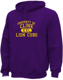 Cline Elementary School  Hoodies