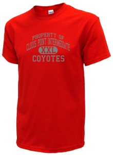Clouis Point Intermediate School  T-Shirts