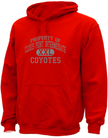 Clouis Point Intermediate School  Hoodies