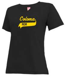 Coloma Elementary School  V-neck Shirts