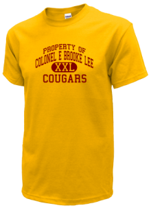 Colonel E Brooke Lee Middle School  T-Shirts