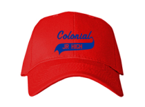 Colonial Middle School  Baseball Caps