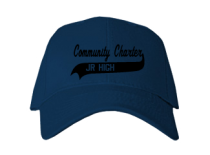 Community Charter Middle School  Baseball Caps