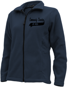 Community Charter Middle School  Ladies Jackets