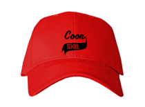 Coon School  Baseball Caps