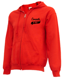 Corinth Junior High School Zip-up Hoodies