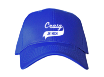 Craig Middle School  Baseball Caps