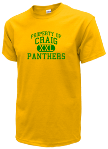 Craig Middle School  T-Shirts