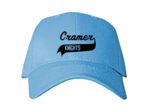 Cramer Junior High School Baseball Caps