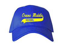 Crane Middle School  Baseball Caps