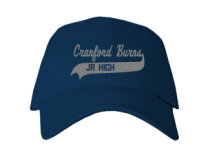 Cranford Burns Middle School  Baseball Caps