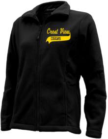 Crest View Elementary School  Ladies Jackets