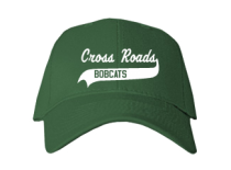 Cross Roads Junior High School Baseball Caps