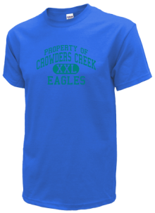 Crowders Creek Elementary School  T-Shirts