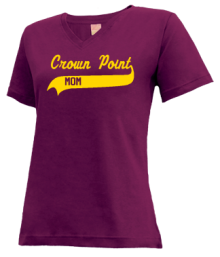 Crown Point Elementary School  V-neck Shirts