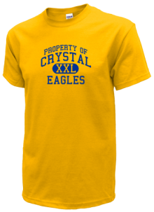 Crystal Elementary School  T-Shirts
