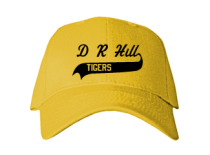 D R Hill Middle School  Baseball Caps