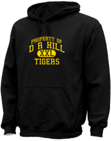D R Hill Middle School  Hoodies