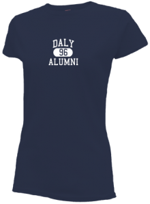 Daly Middle School  Slimfit T-Shirts