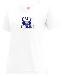 Daly Middle School  V-neck Shirts