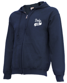Daly Middle School  Zip-up Hoodies