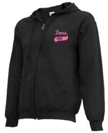 Davis Elementary School  Zip-up Hoodies