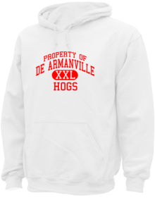 De Armanville Junior High School Hoodies