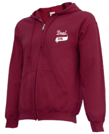 Deal Elementary School  Zip-up Hoodies