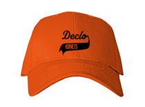 Declo Junior High School Baseball Caps