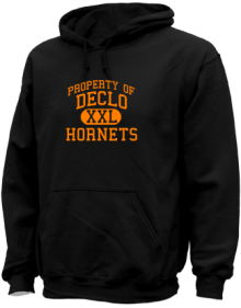 Declo Junior High School Hoodies